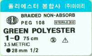 GREEN-POLYESTER